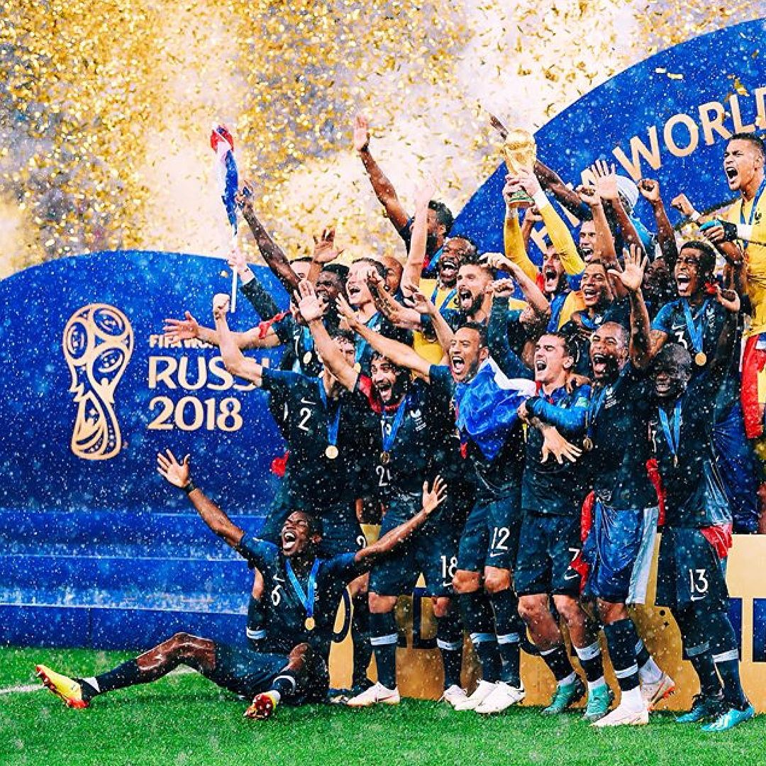 Thanks for the show equipedefrance france worldcup