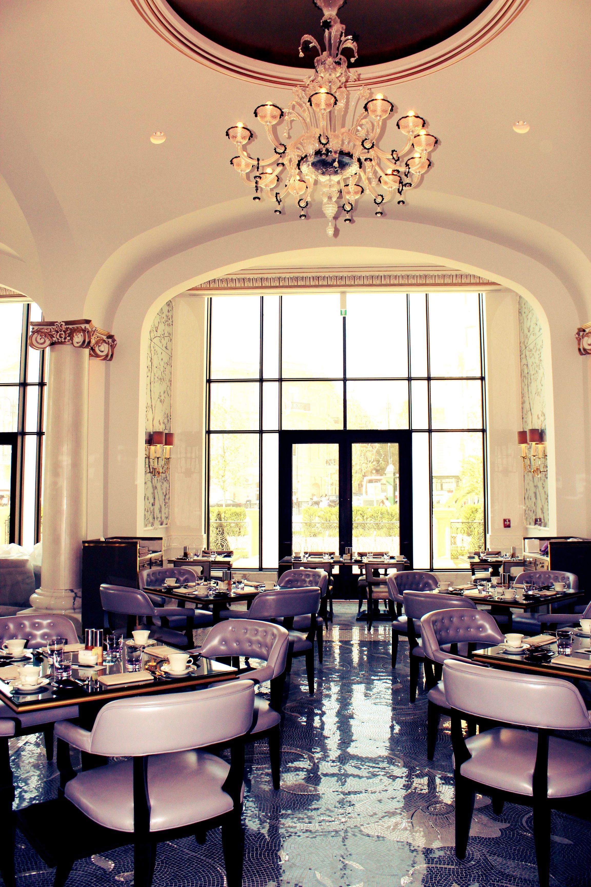 Zafferano Baku Italian Restaurant Four Seasons Hotel Baku Restaurant Restaurant Design Cafe Restaurant