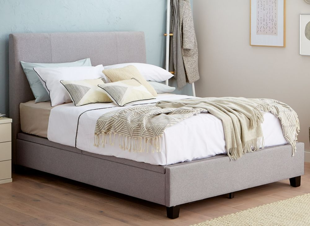 Francis Upholstered Ottoman Bed Frame Ottoman Bed Bed Frame