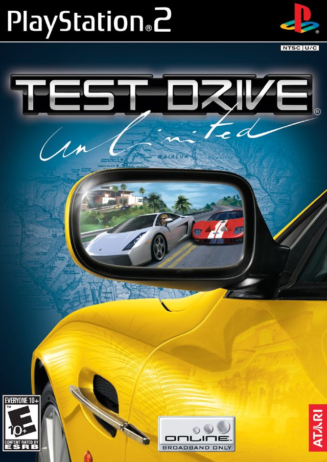 Free Download Test Drive ISO PS2 Full Version for PC