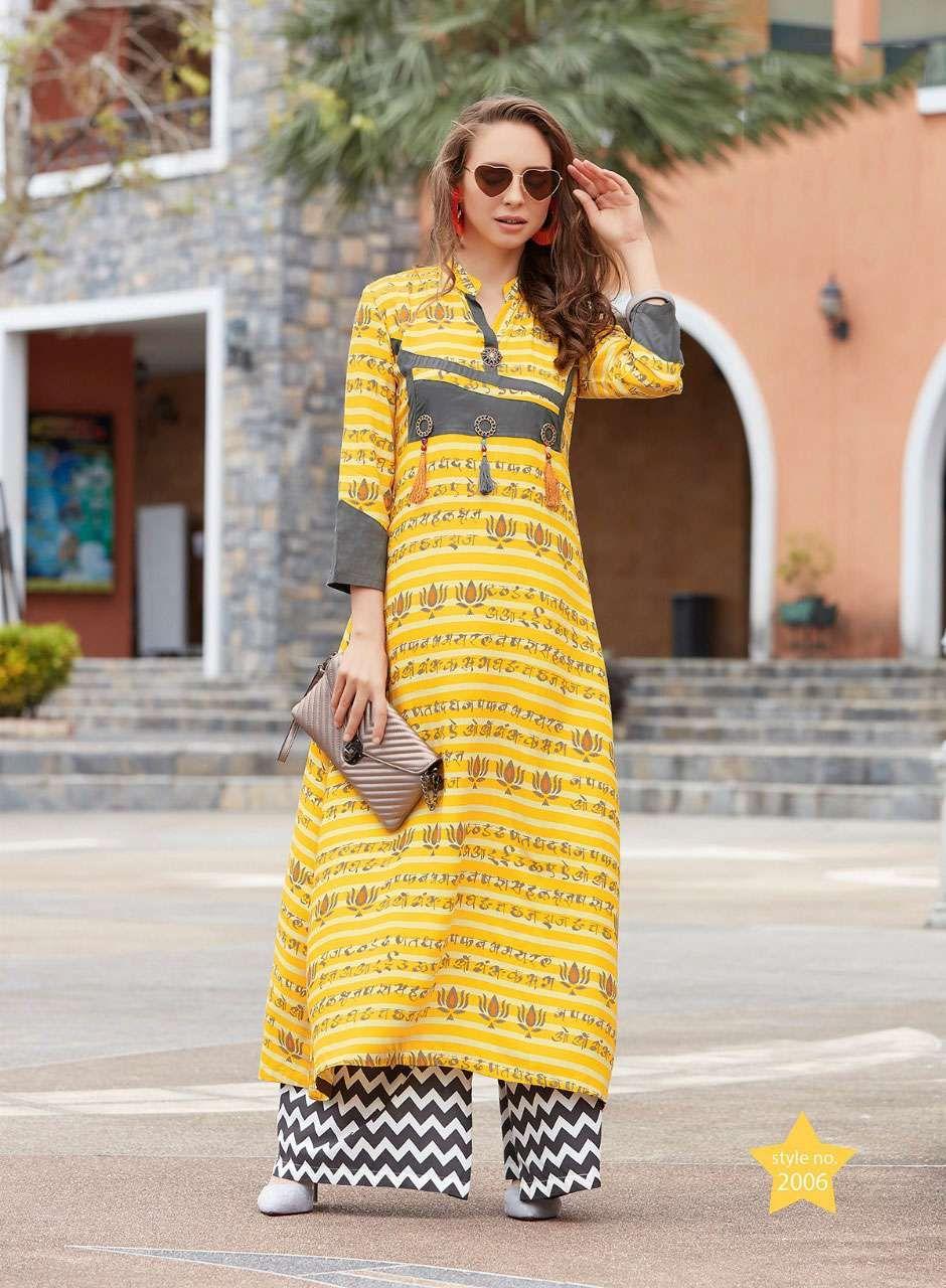 Sethnic catalog dealer kajal style kurtis under rs summer