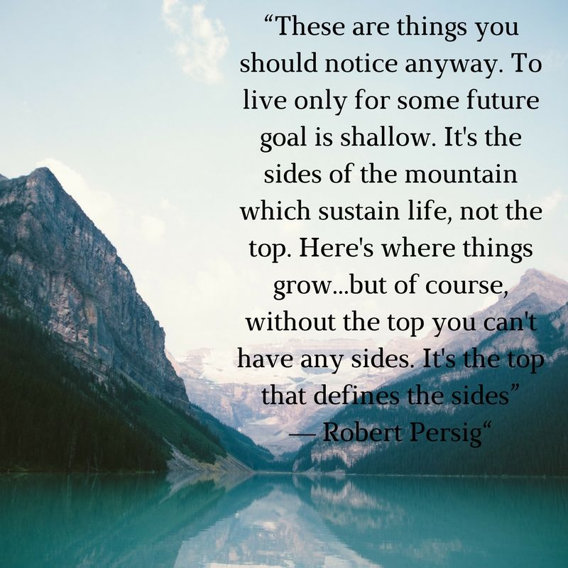 Hiking Quotes And The Importance Of Mountains And Nature Getting