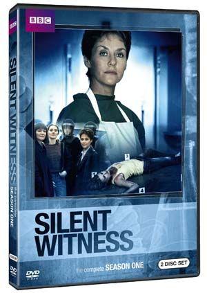 Silent Witness Season 1 Crime Thriller Seasons Dvd