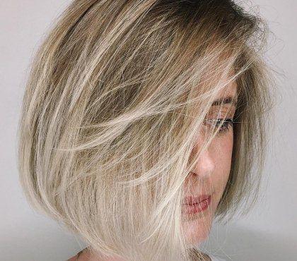 Coiffure pour cheveux fins – les meilleurs looks qui font monter le volume !