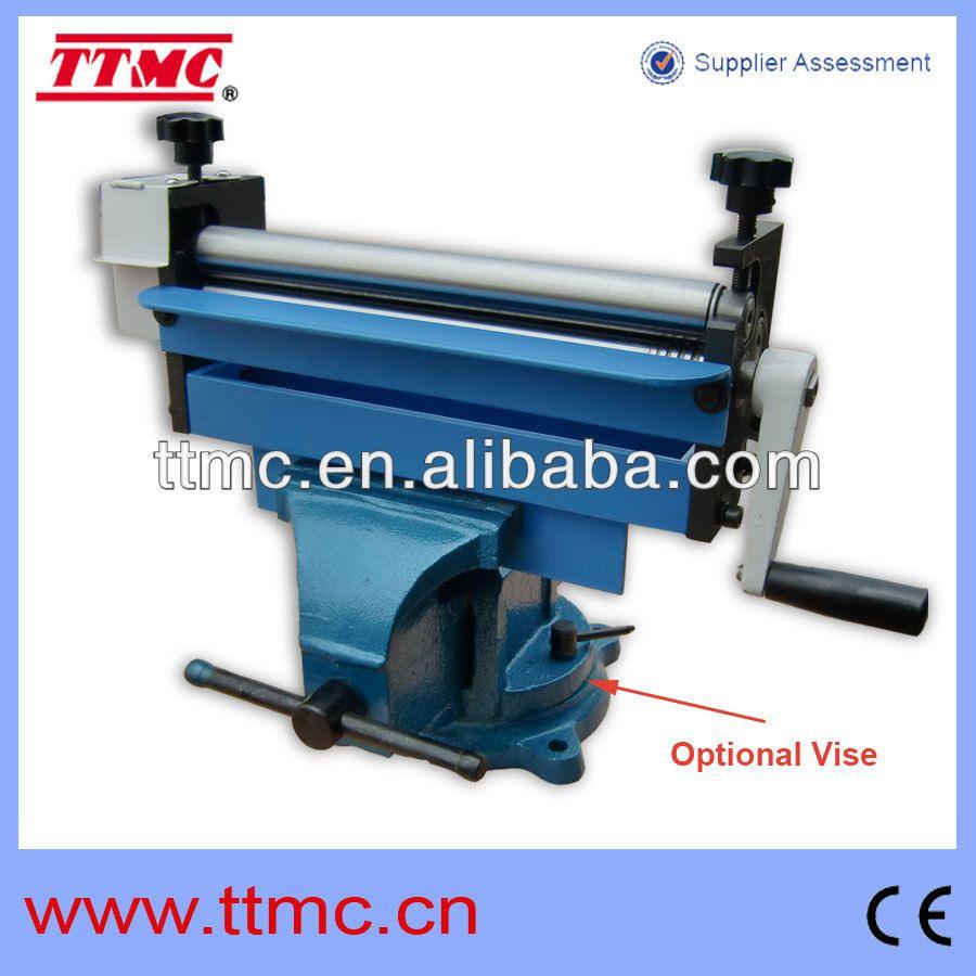 Sj300 Mini Slip Roll Machines Diy Plate Bending
