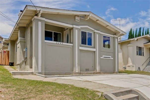 House On A Hill 2245 High Street Oakland, California 94601