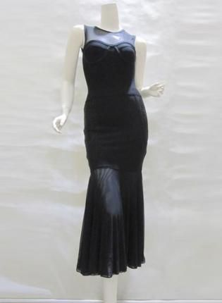 Black Sexy Dress - Bqueen Long Prom Evening Gown