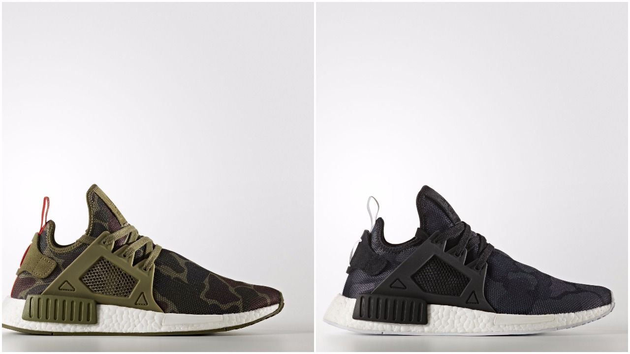 5c703c47f8ecc The Adidas NMD XR1 Duck Camo Pack Releases Today