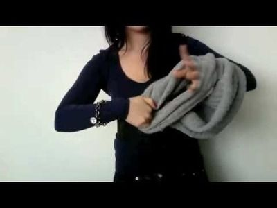 Haga su propio circlescarf