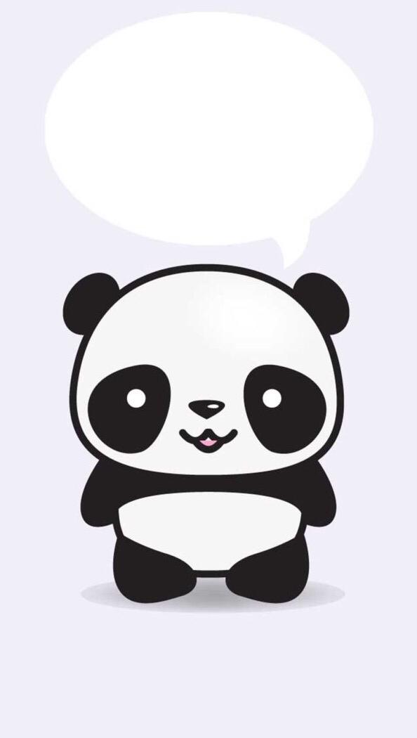 Pin De Gissela Wong Em Panda Desenhos De Animais Fofos Desenhos