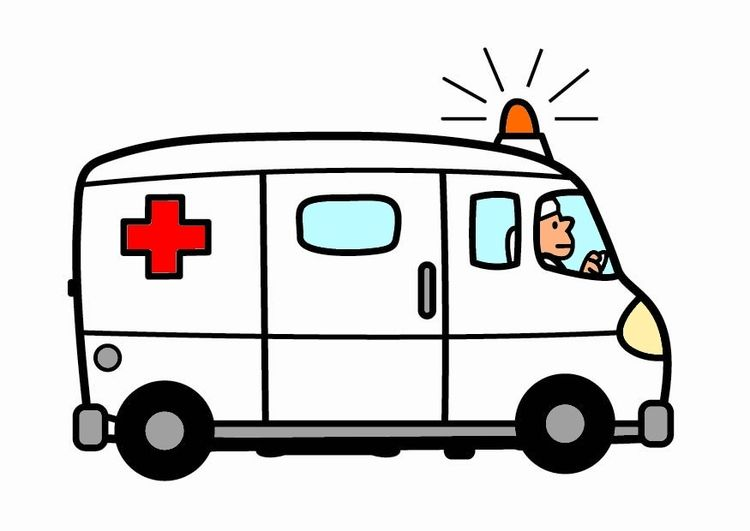 Image Ambulance Img 24118 Coloring Pages Ambulance Drawing For Kids