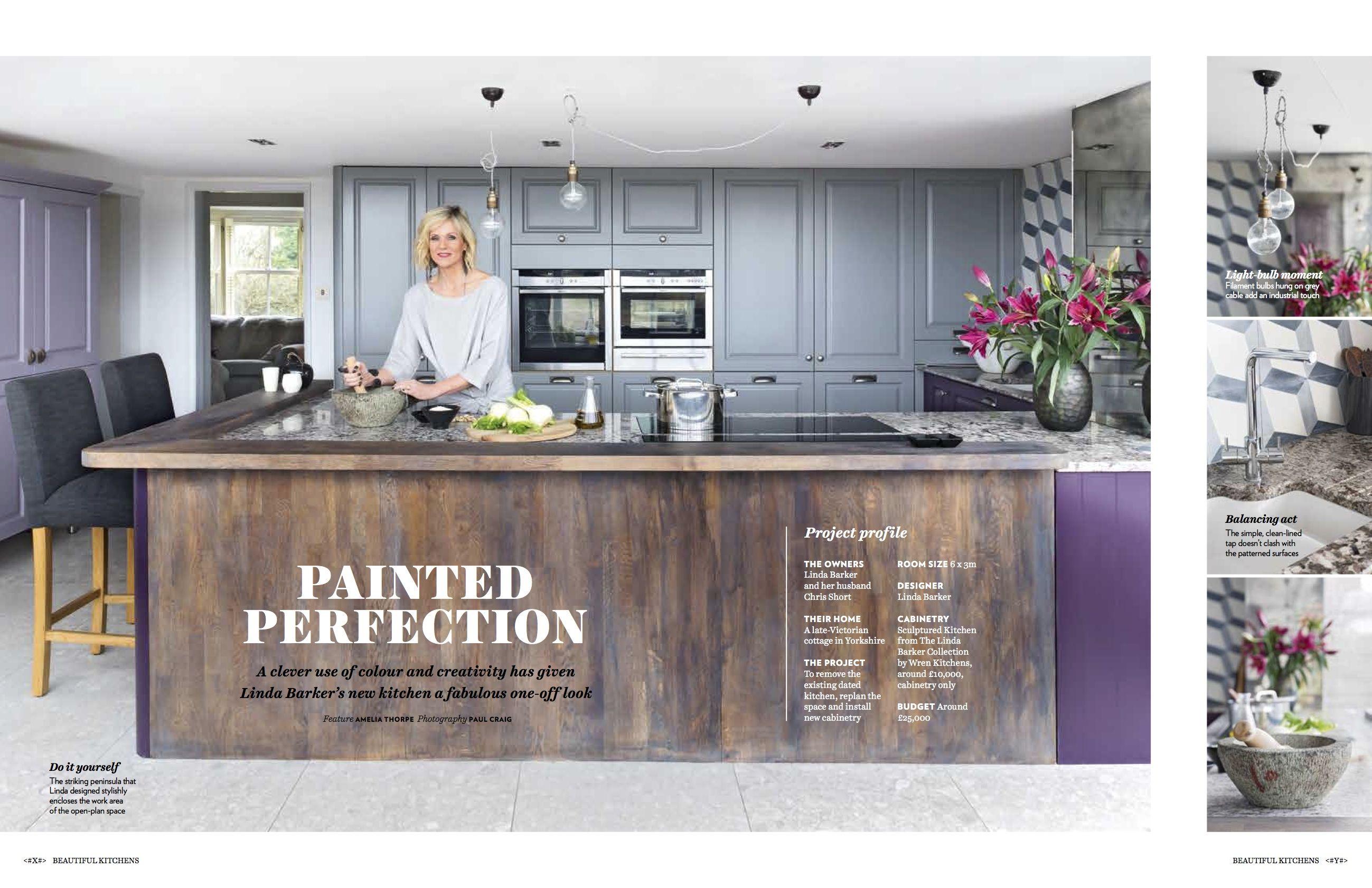 Find Out How Interior Designer And Tv Presenter Linda