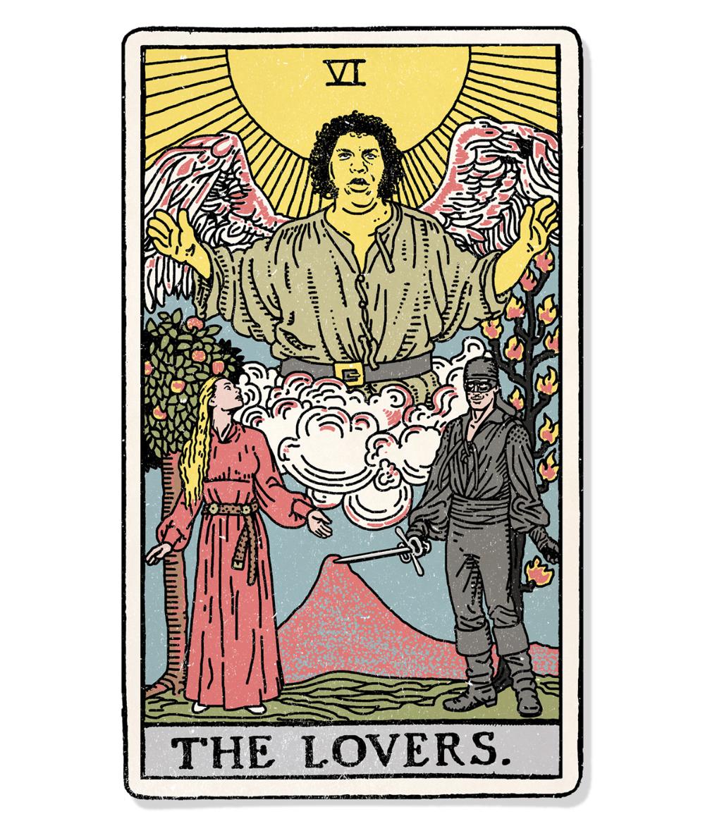 Pop Tarot On Behance Tarot Cards Art The Lovers Tarot Card The Lovers Tarot