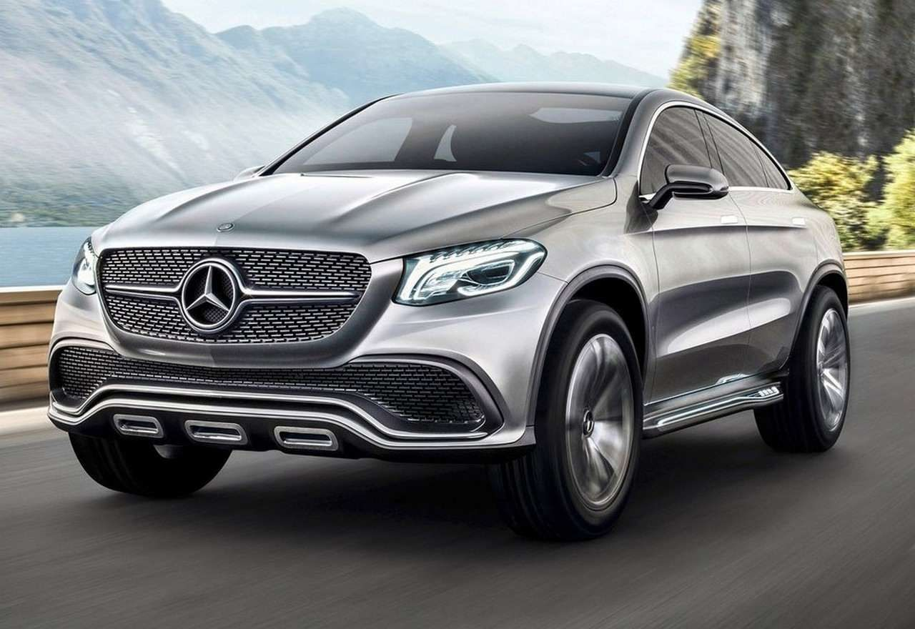 2018 Mercedes Gle Redesign Specs Concept Release Date And Price Http Carsinformations Com Wp Content Uplo Mercedes Suv Mercedes Gle Coupe Konzeptfahrzeuge