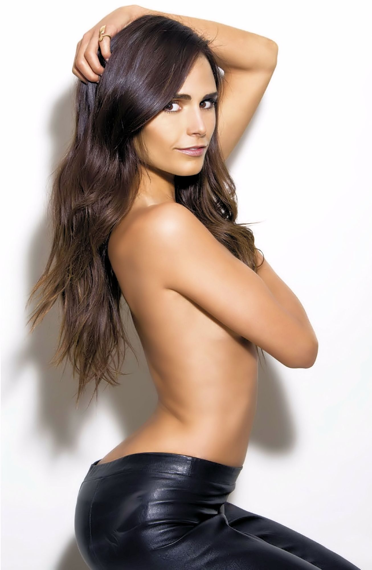 With you Jordana brewster cleavage right! Idea