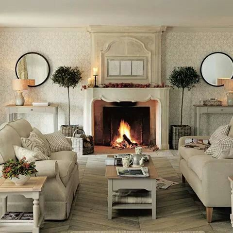 Laura Ashley Cottage Style Living Roomcosy