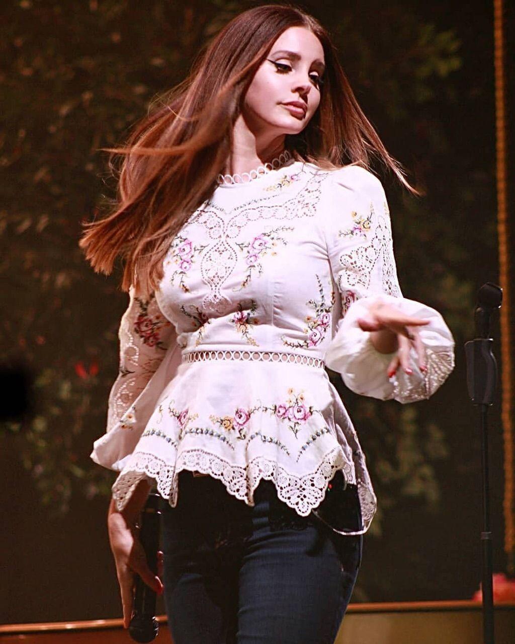 Lana Del Rey Aesthetics