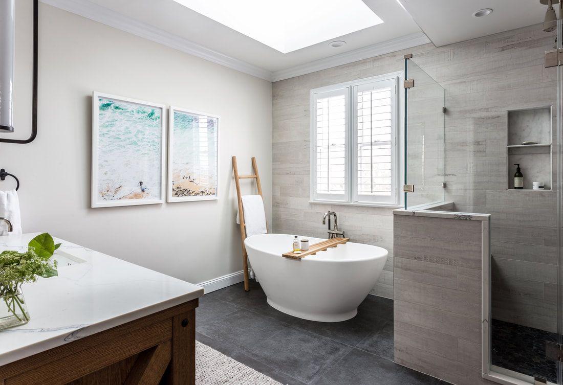 Salt Design Co The Eclectic Pond House Interiordesign