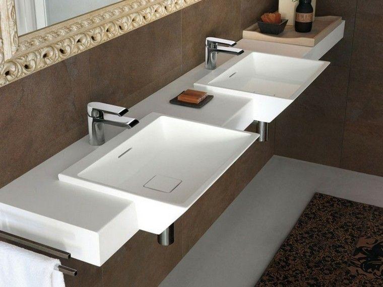 Lavabos De Bano Modernos