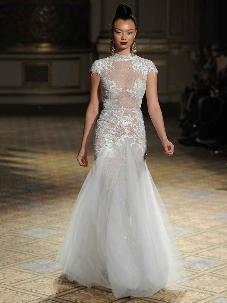 7813b849f54c Berta Spring Summer 2018  Modern and Sexy Wedding Dresses