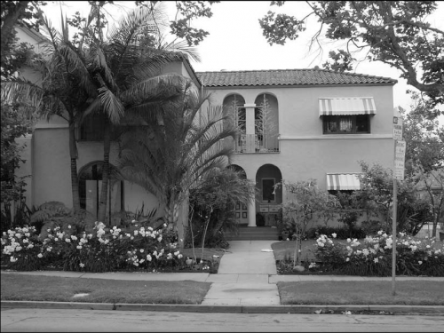 Del valle cram residence los angeles paul revere williams also cra  commercial office architecture diy rh pinterest