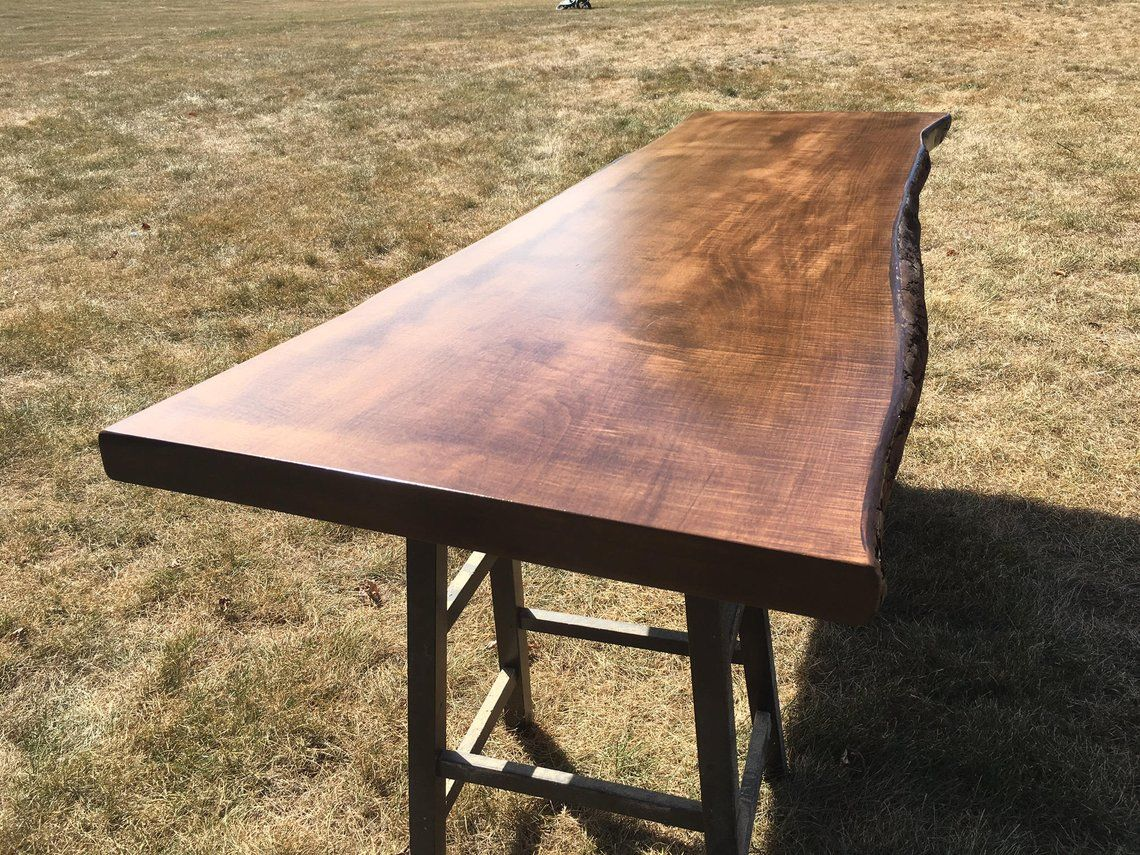Home Living Furniture Natural Home Furniture Coffee Table Top Table Wood Slab Oak Decor Maple Walnut Ash Elm Wood Slab Wood Top Wood Slab High Top Tables Pub Set High Dining Table