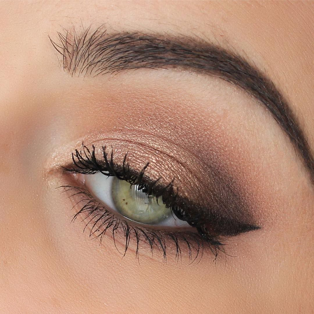 8+ Pretty Natural Eye Makeup Ideas You Can Try  Eye makeup