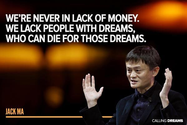 42 Inspirational Jack Ma Quotes Motivational picture