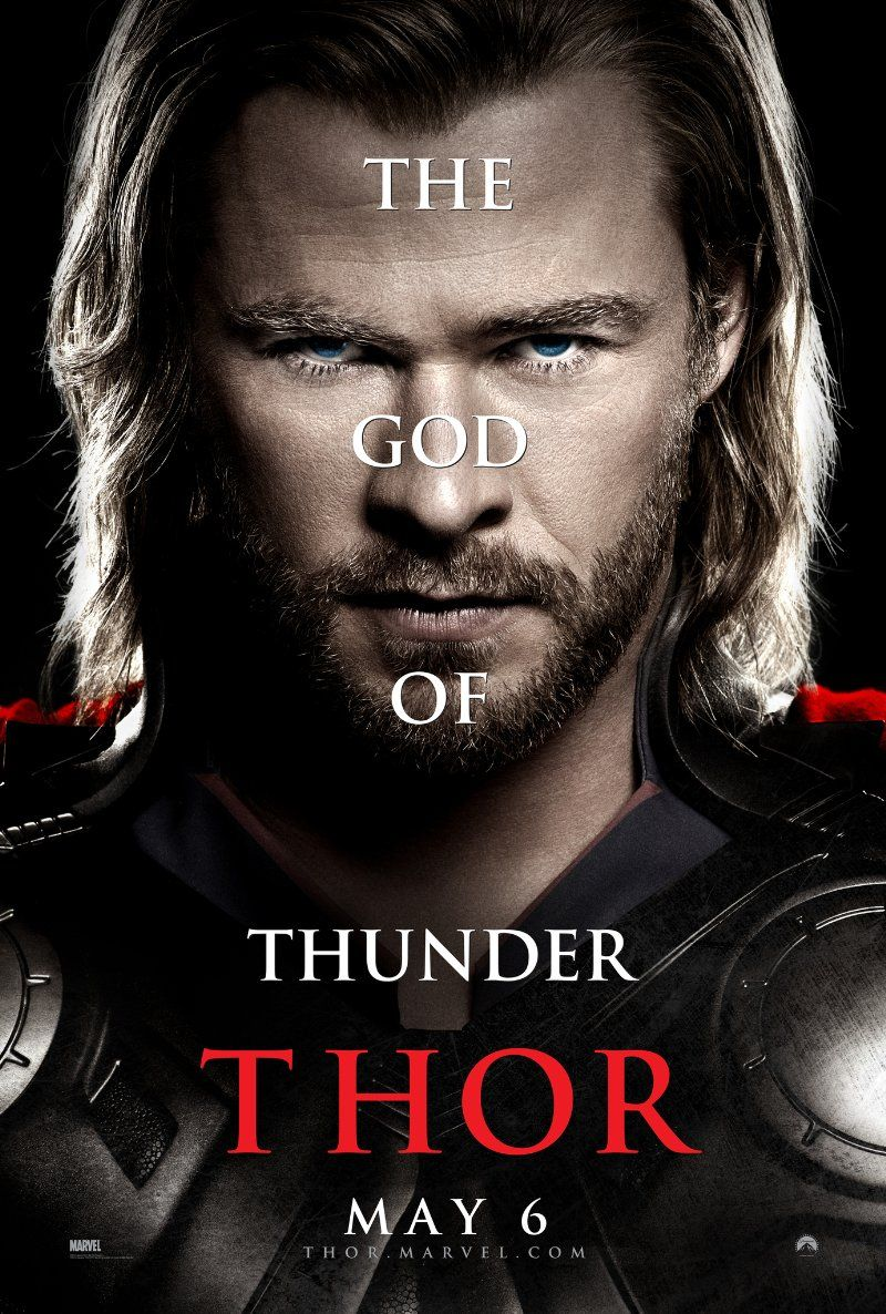 Thor 2011 Imdb Thor 2011 Good Movies Chris Hemsworth