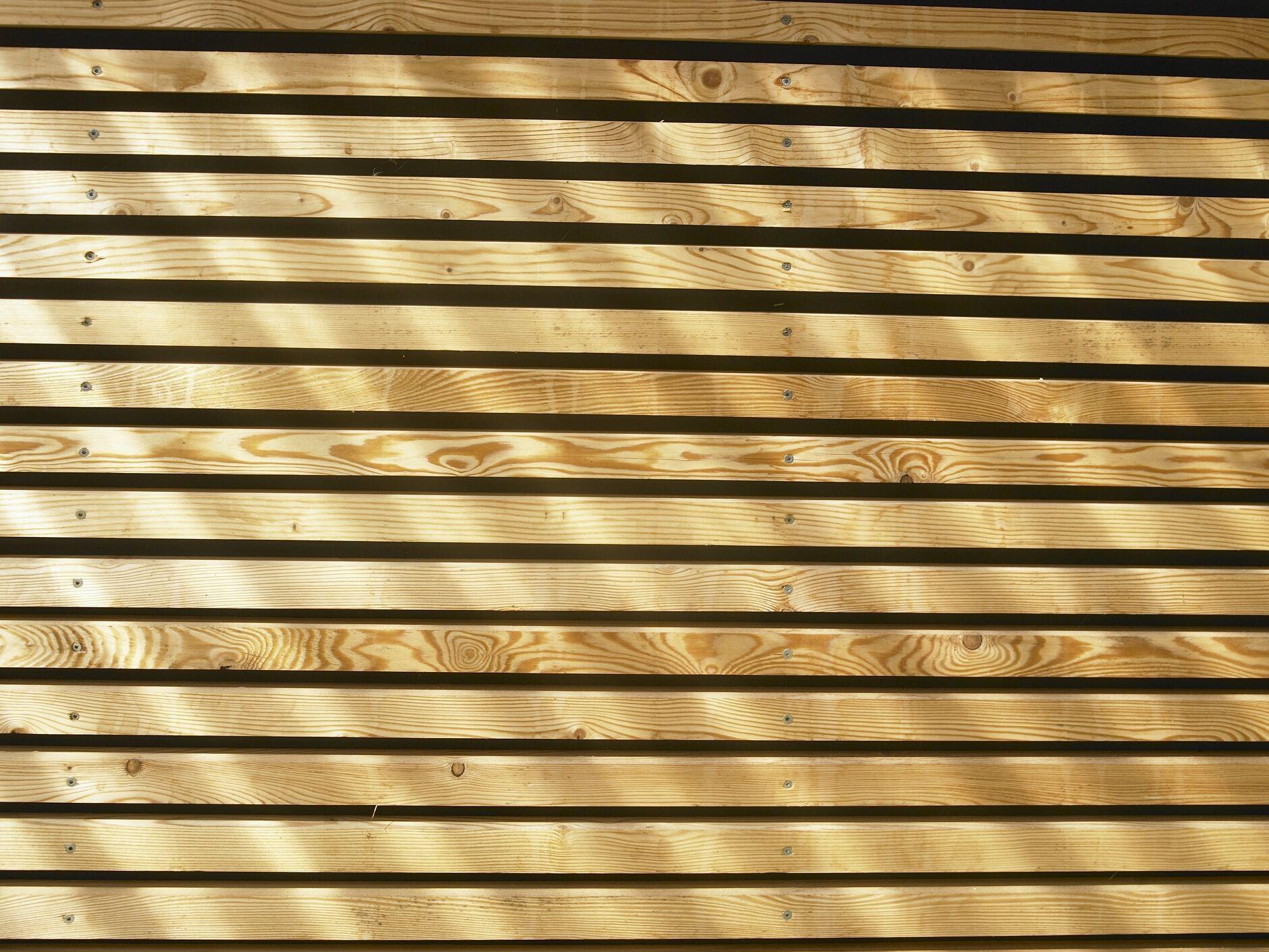 Larch Wood Batten Sommerhaus Piu Pinterest Woods