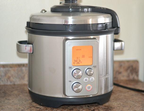 Breville Fast Slow Cooker Crockpot Recipes Slow Cooker