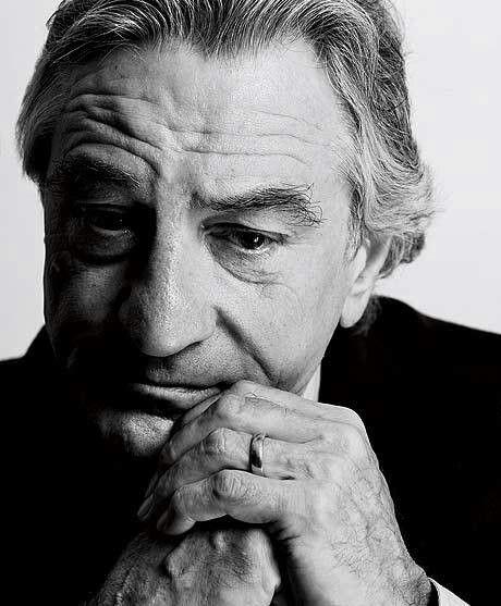 Robert de Niro,aujourd'hui 70 ans