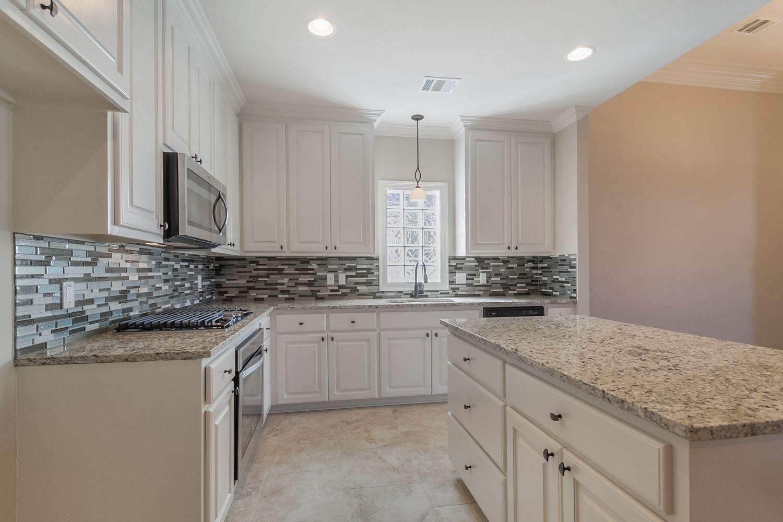 Kitchen 13909 Park Terrace Dr Lex Lot 243 Home Builders Home Courtyard Design