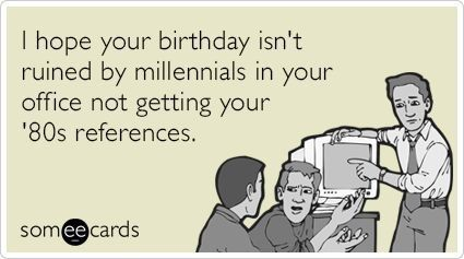 Pin By Julie Stevenson Hunt On Birthday Greetings Happy Birthday Coworker Birthday Humor Happy Birthday Meme