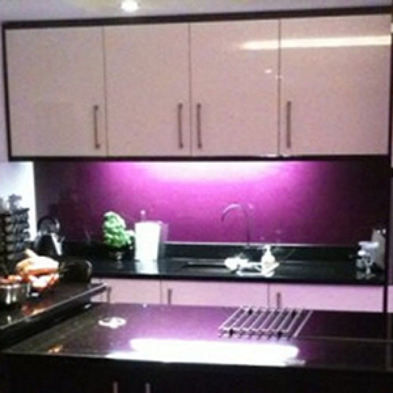 Beautiful under cabinet led lighting strips canny kitchens beautiful under cabinet led lighting strips mozeypictures Image collections