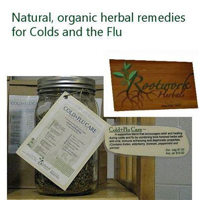 If you or a family member is sick, Rootworks Herbals has homegrown, organic cures. Ithaca Farmers Market