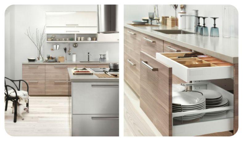 Walnoot Ikea Keuken : Ikea brokhult walnoot metod keuken keuken ikea