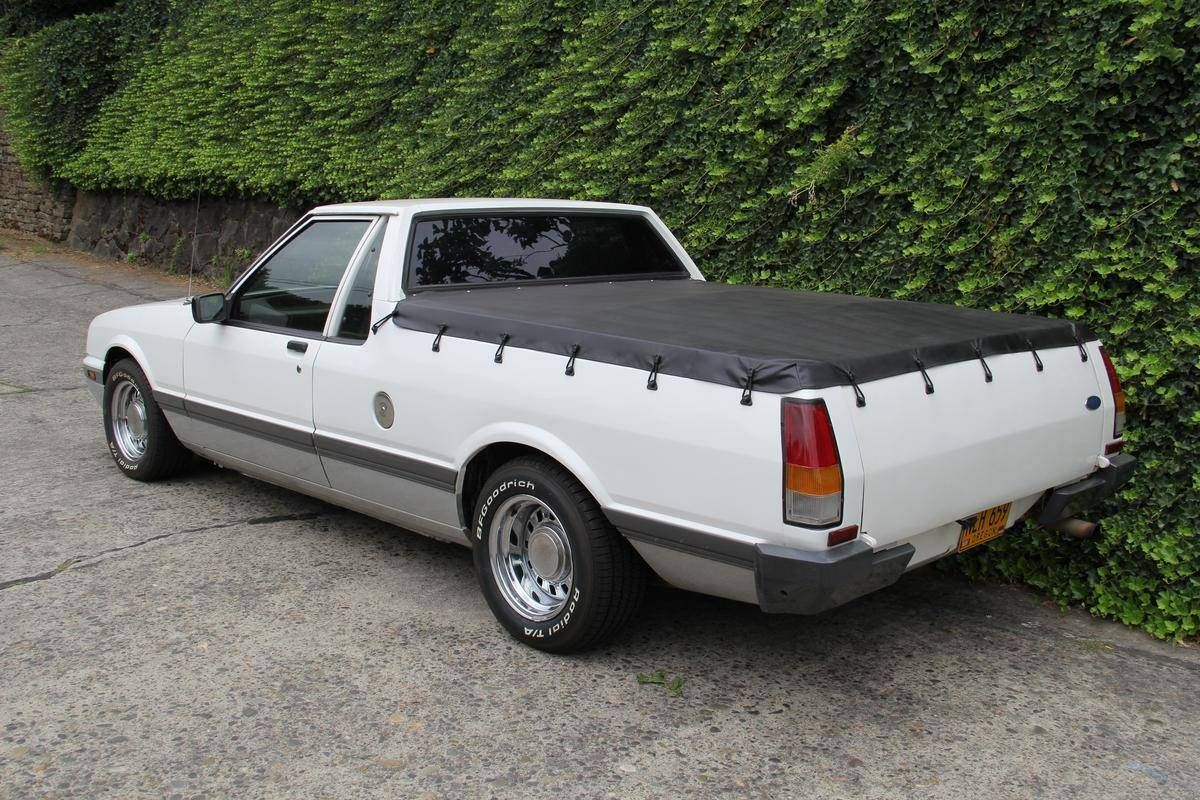 Hemmings Find Of The Day 1988 Ford Falcon Xf Ute Ford Falcon