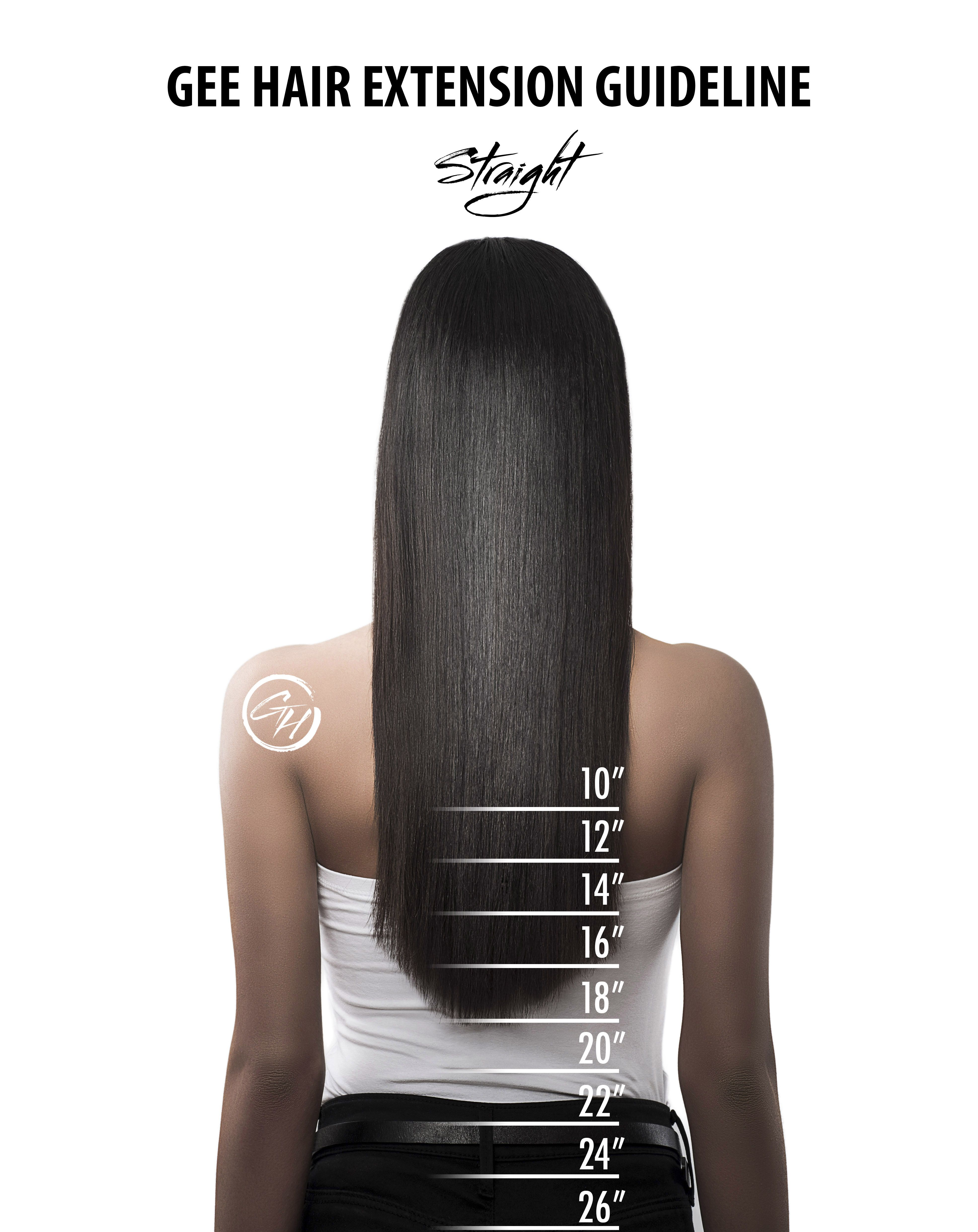 Check out our hair extension guideline whats your desired check out our hair extension guideline whats your desired length new lengths coming soon pmusecretfo Image collections