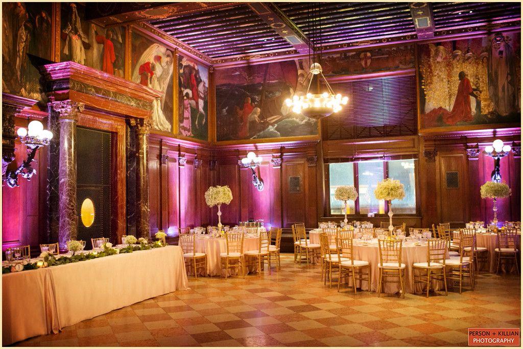 The Elegant Boston Public Library Wedding Of Kailey Nick Photographer