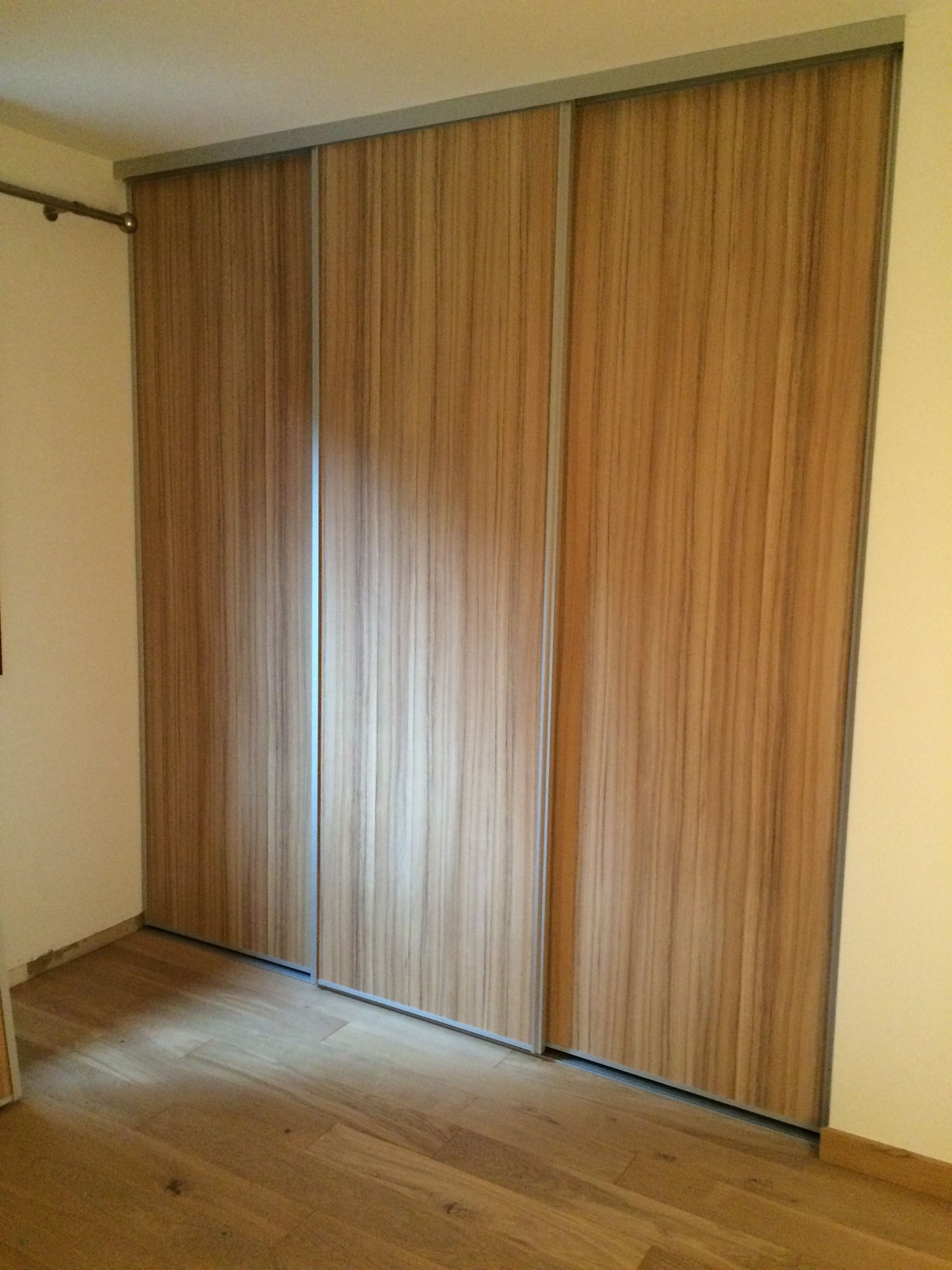 chambre façade bois exotique | dressing | Pinterest