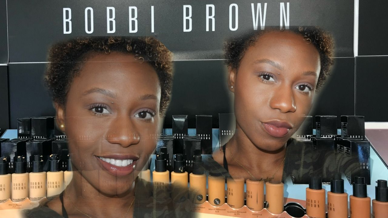 New Bobbi Brown Long Wear Foundation Demo Review Beauty Boss