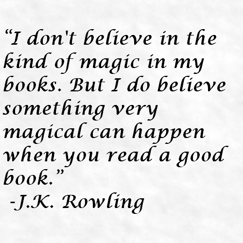 Jk Rowling Quotes Jkrowling Quote About Books  Books I Love  Pinterest  Books