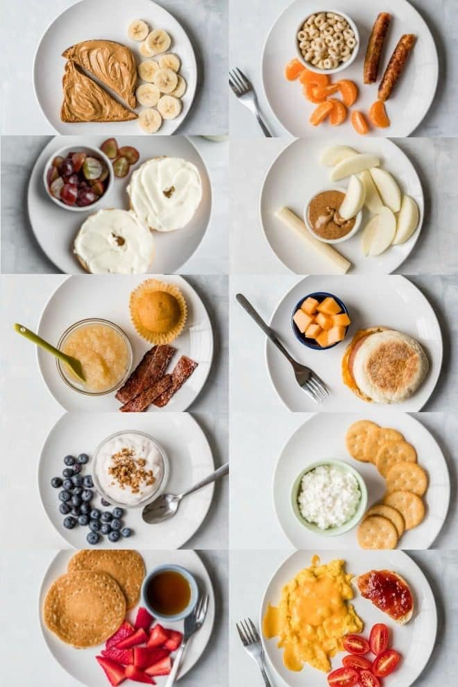 10 Toddler Breakfasts Culinary Hill Recipe Toddler Breakfast Baby Food Recipes Healthy Breakfast Recipes