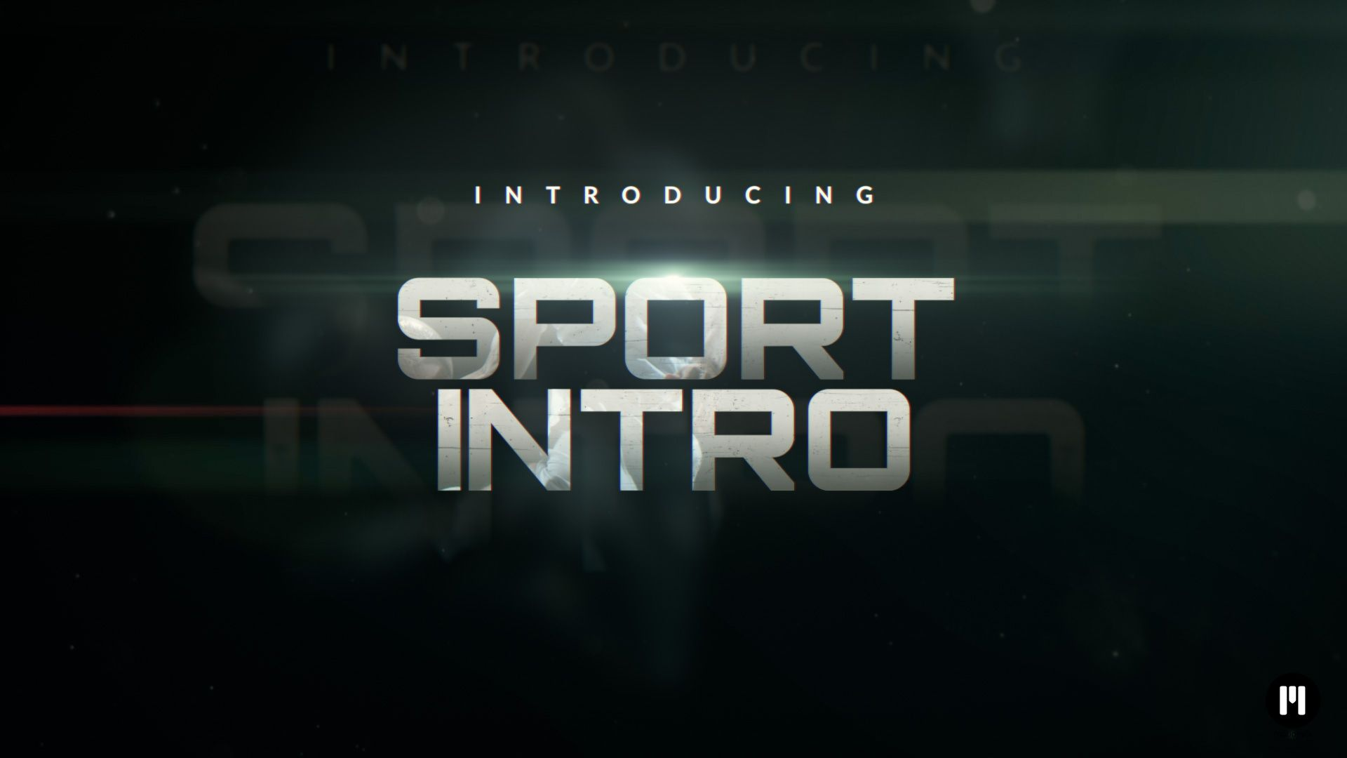 New Template: Sport Intro - www motionvfx com/N2296 #FCPX