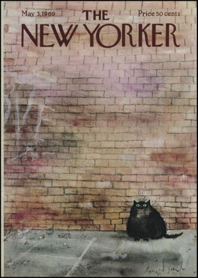 Ronald Searle — The New Yorker