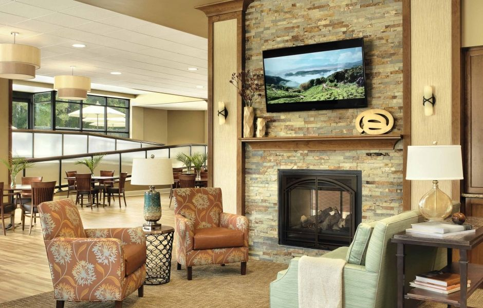 Cypress Glen Senior Living Interior Design Senior Living Design Lobby Interior Design