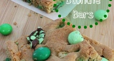 Mint Blondie Bars Pic