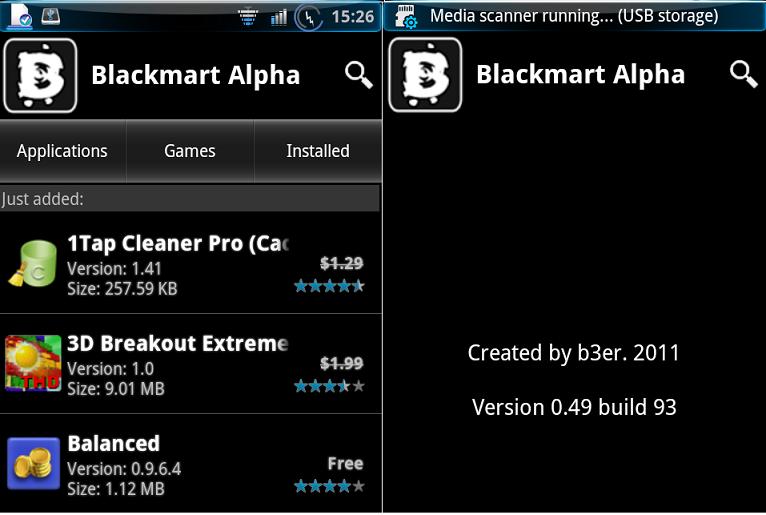 blackmart alpha version 0.49.92 apk free android phone