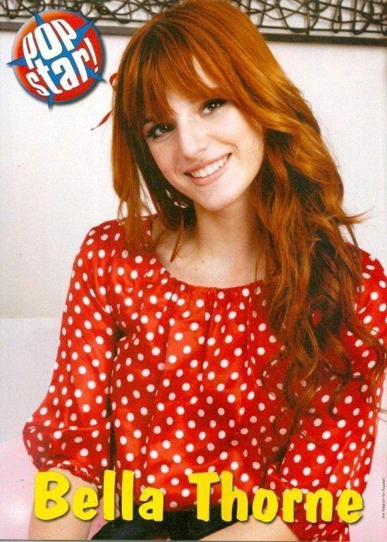Brown hair female teen popstar